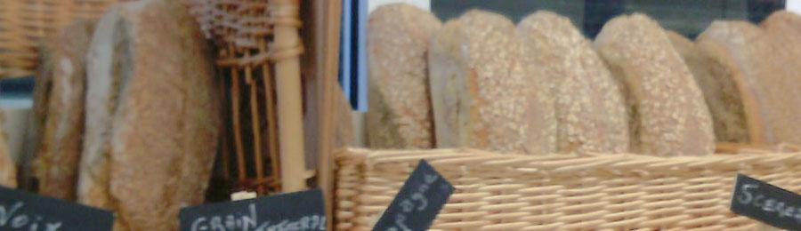 Des pains bio